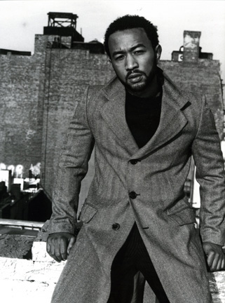 John Legend / Trace magazine / grooming by Reneé Majour / Photographer Mike Schreiber