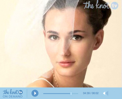 The Knot Bridal Makeup Renee Majour